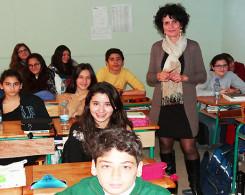 Interventions préventives dans les classes (voir nouvelles)