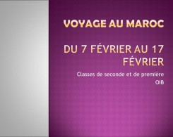 Voyage au maroc Slide01