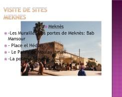 Voyage au maroc Slide09