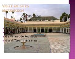 Voyage au maroc Slide11