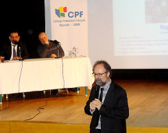 Roger Assaf au CPF