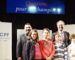 Questions pour jeunes champions