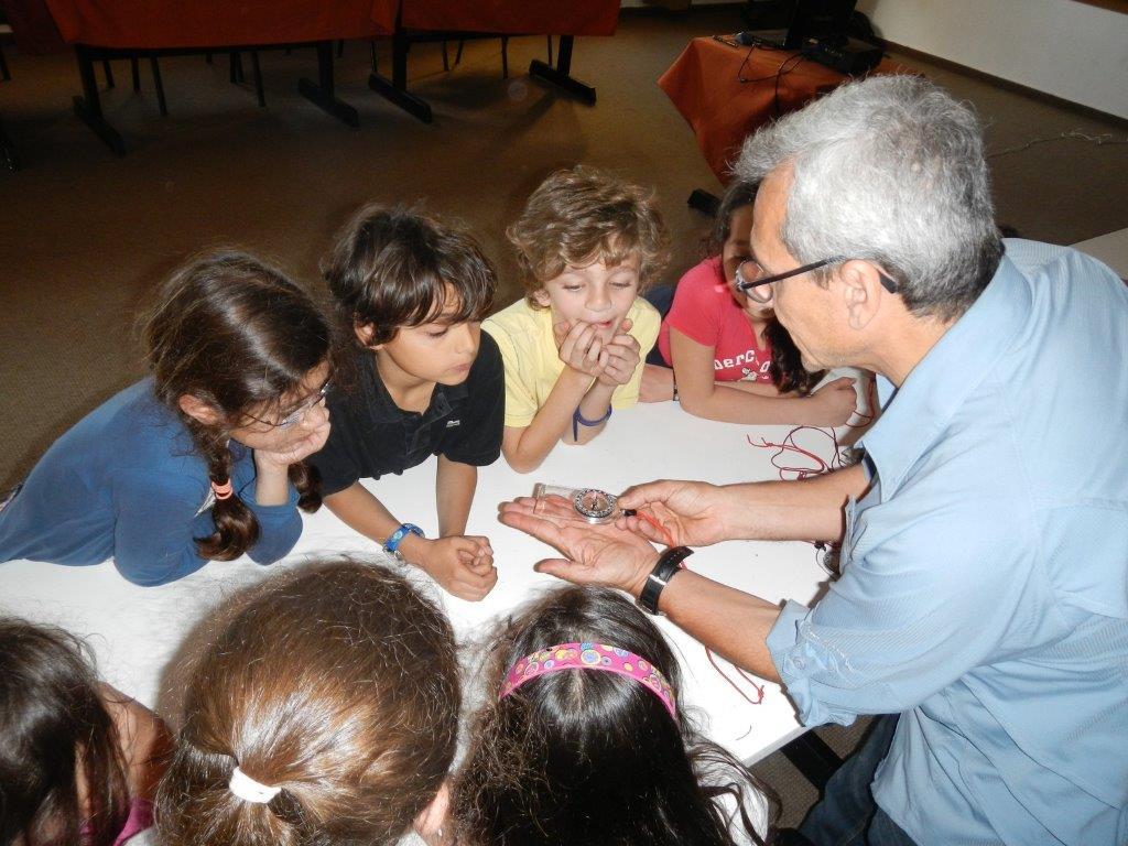 Classe découverte des élèves de CE2A