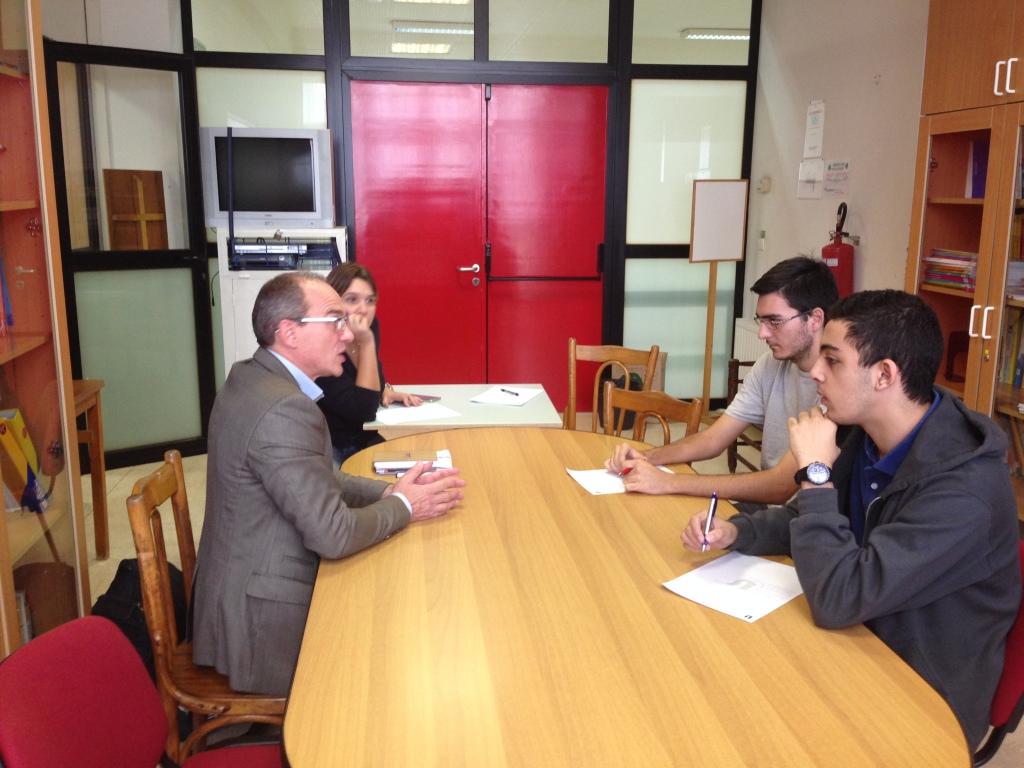 ECAM Lyon – Ecole d'ingénieurs (10.11.15)