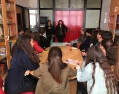 Tamara Nakib et Elissa Khalifeh (anciennes) : étudier en France (12.1.2016)
