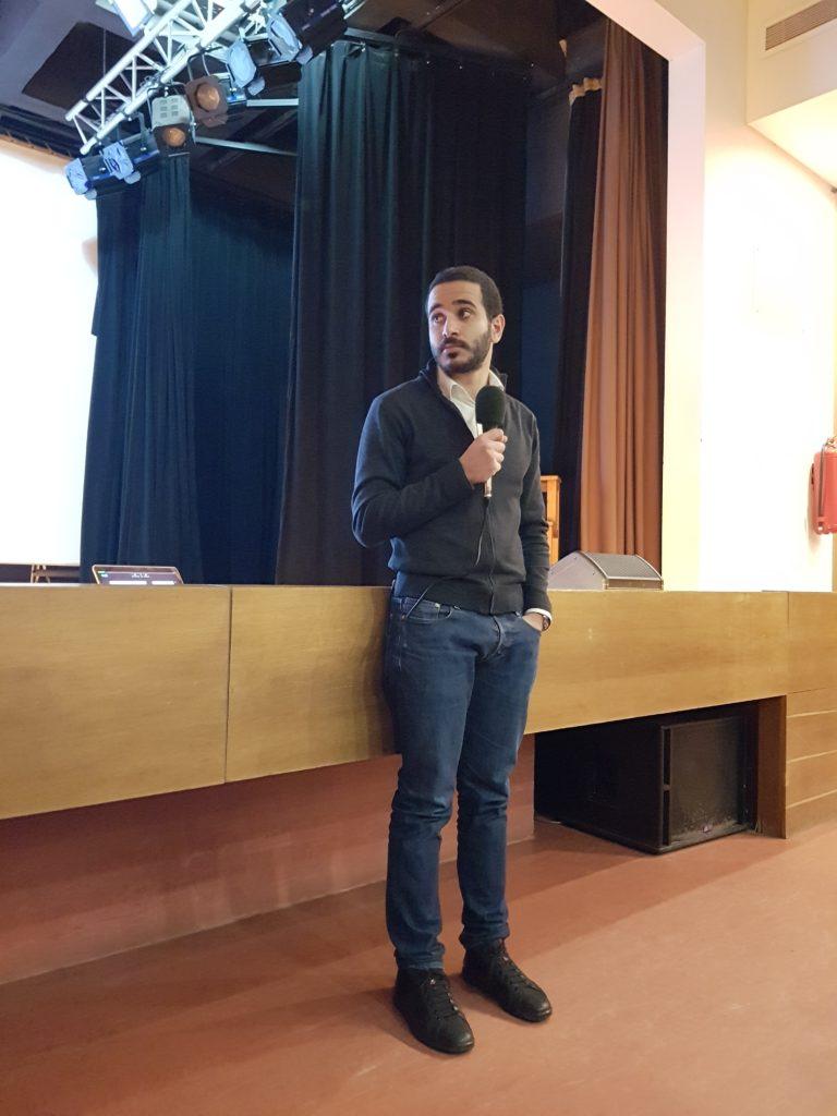 Etudiant Ingénieur Ponts ParisTech