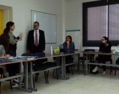 École Supérieure des Affaires & Malak Hasbini (ancienne) Présentation du BBA de l'ESA (16.11.2016)
