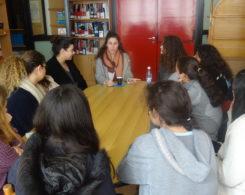 Hala Ounsi (ancienne) étudiante en L1 Sciences de l'Education Université Paul Valéry Montpellier France (7.2.2017)