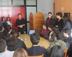 Ziad Mansour étudiant à MIT (11.1.2017)