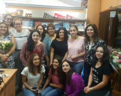 Comité d'accueil des élèves de Terminale au Forum des Métiers & des Formations 2016
