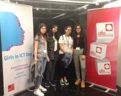 Girls in ICTday Alfa