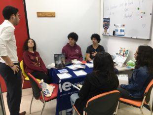 ie – Instituto de Empresa - Madrid - Segovie
