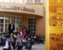 Les CE2A au Musée de la Préhistoire (1)