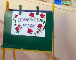 La Fête des Mères à la maternelle  (3)