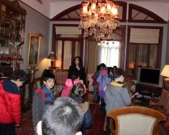 Une suite à l'hôtel Albergo