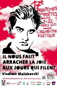 17ème printemps des poètes au CPF