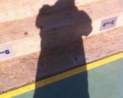 l'ombre personnage unique d'un des projets