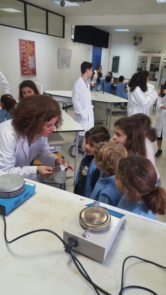 Sciences au primaire (1)