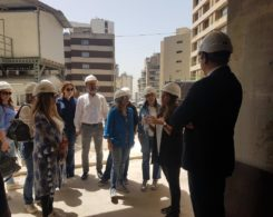 Visite parents chantier (1)