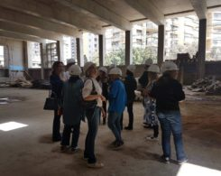 Visite parents chantier (3)