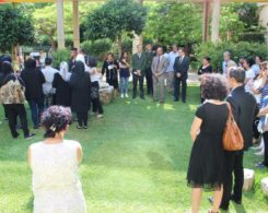 ceremonie en memoire de Mahmoud SULTAN (15)