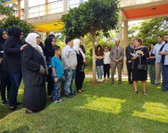 ceremonie en memoire de Mahmoud SULTAN (6)