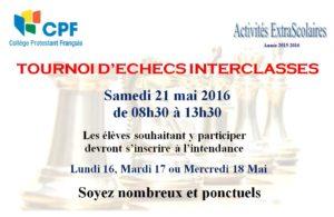 Tournoi-Echecs-Interclasses
