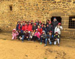 voyage des CM1B en Bourgogne (1)