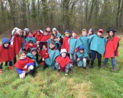 voyage des CM1B en Bourgogne (2)