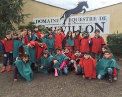 voyage des CM1B en Bourgogne (5)