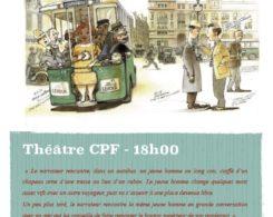 Affiche-theatre