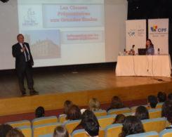 Le Proviseur du Lycée Henri IV au CPF (novembre 2013)