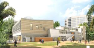 Nouveau gymnase