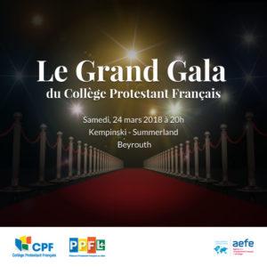 Grand Gala du CPF 2018
