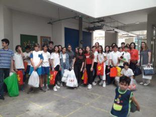 5eB visite orphelinat (3)