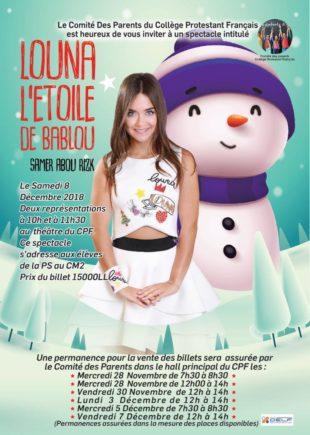 poster christmas louna 21-11-18