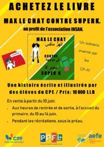 Affiche d'information CPA